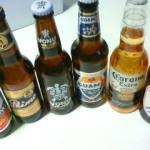 世界のビール飲み比べ